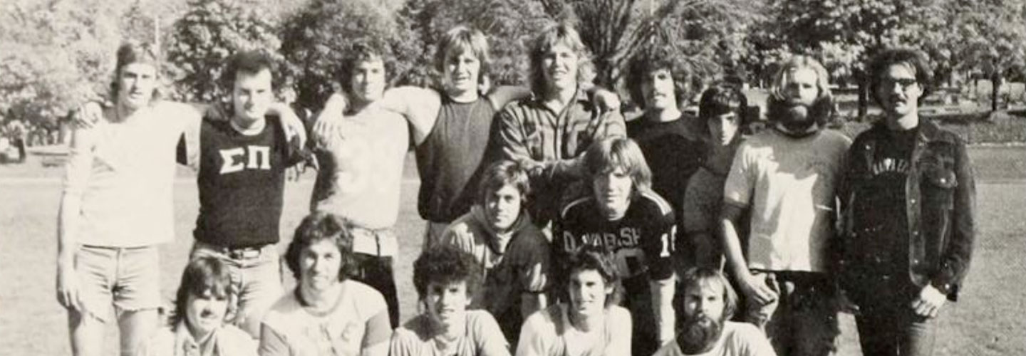 1976 Flag Football Team